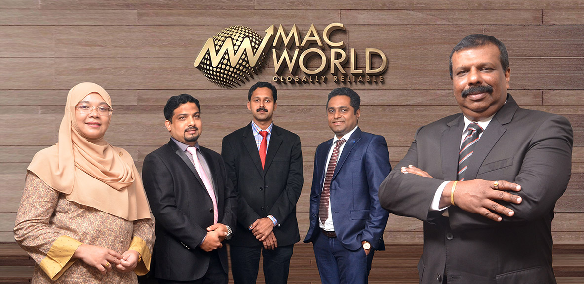 MAC WORLD is a diversified yet integrated toll manufacturing group in Malaysia